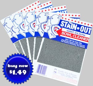 Stain-Out Cleaning Pad